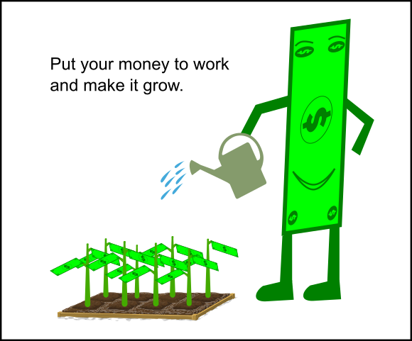 Grow Money Ad